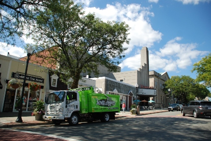 Retail Junk Removal in Greater Richmond